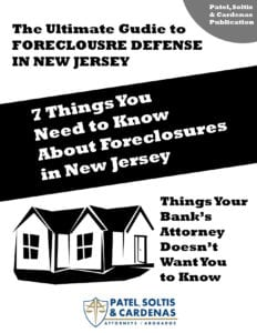 Foreclosure advice from attorneys